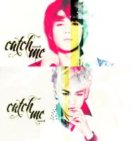 TaeKey_ dbsk Catch me inspired Ver.3 by limit73er