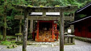 Nikko-Shrine by Teo-Senbei