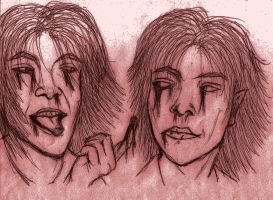 The Twins - Diplophobia by maleth