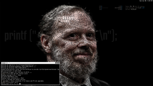 Tribute_to_Dennis_Ritchie by lrcaballero