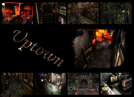 Uptown - Wallpaper by NatlaDahmer
