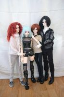 Here We Are by Isatar