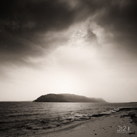 Sleep on your back BW by Jay-2