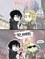 Anders no by xercity