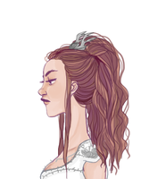 Margaery Tyrell by laurelles
