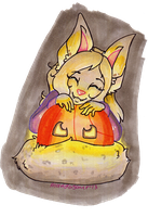 2Spoopy - Lillica by Mandasaurkitty