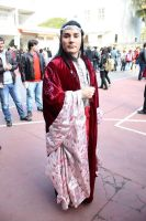 Elrond Costume by IZZY-BD