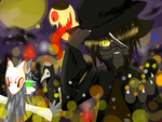 .:Halloween, join the parade:. by 46san