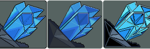Crystal Variation - Wich One? by euamodeus
