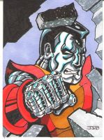 Colossus by sirandal