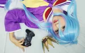 Shiro no game no life -  cos by Korixxkairi