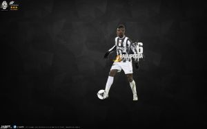 170. Paul Pogba by J1897