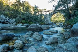 Bridge of Noceta by Anto2b