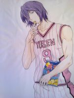 Murasakibara. by ADFlowright