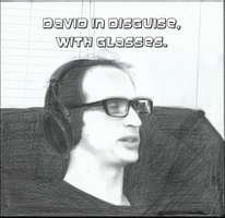 David in Disguise with Glasses drafted 1024 by truemouse