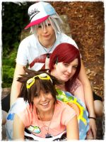 KH - A picture of us by RoteMamba