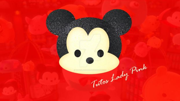 Mickey Mouse Tsum Tsum by TutosLadyPink