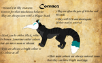Corenox Ref by Reido-Planet-Adopts