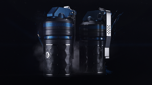 Cluster Grenades by kngzero