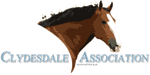 Eqcetera Clydesdale Association Banner by openupyourskull