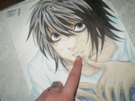 Death Note - L by Thunderstorm-Fairy