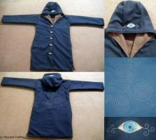 The Cailleach Coat by Lolair