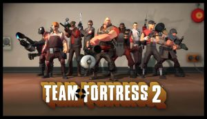 Team Fortress 2 by WallpaperGuy