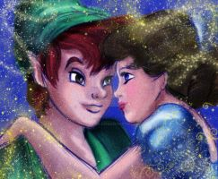 Peter and Wendy by forgotten-ladies