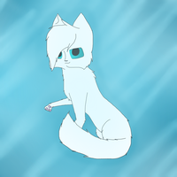 Warrior Cats Challenge- Cloudtail by 1nklash