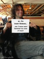 Danny Has A Message For The Fangirls... by WLiiALuv4Ever