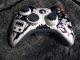 Xbox 360 Controller by SciFiChicken