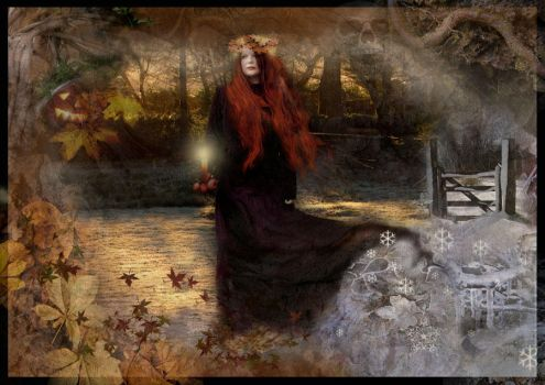 Lady of Samhain by ArwensGrace