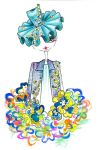 thom browne ss15 flower by chiccas