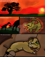 The rise of king ahadi chapter 1 page 1 by rasputins-rose