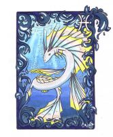 Zodiac - Pisces by noot