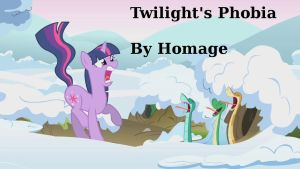 Twilight's Phobia Chapter 5 by CobaltBrony