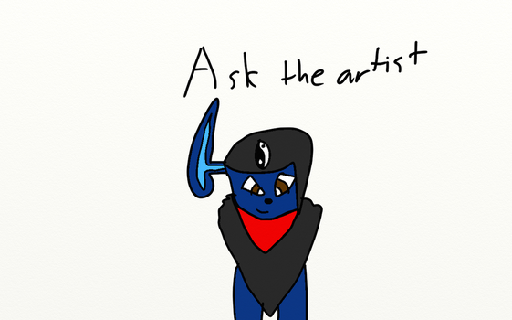 Ask the Artist by Wolf-The-Absol