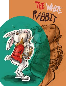 The White Rabbit by Xatruch