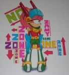 Zamy the Zone Cop by Snivy94