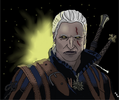 The Witcher by Gottheart
