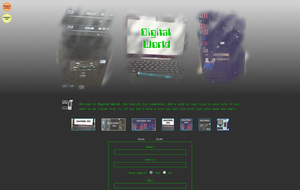 Digital World computers fanlist by MikariStar