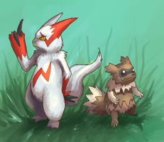 Zigzangoose by PixelMecha
