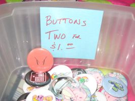 """They're called """"Buttons"""". by GhostKITTEN"""