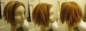 K-On: Ritsu wig by red-cluster