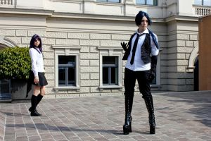 Mukuro and Chrome - switched by diriagoly