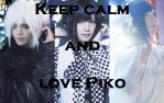 Keep calm Piko by ITALYPONY