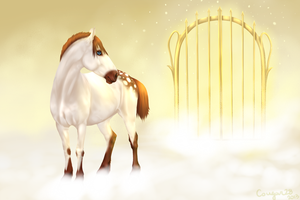 Golden Gates by Cougar28