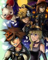 KH - Too late for Halloween? by TheCKCreator