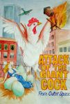 ATTACK OF THE GIANT COCK.... by MooseQuack