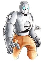 Atomic Robo by LangleyEffect